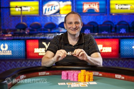 World Series of Poker 2012 Dia 7: Andy Bloch Vence  Primeira Bracelete no Event #7
