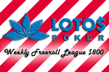 $800 PokerNews Ліга на LotosPoker: результати першого фріролу