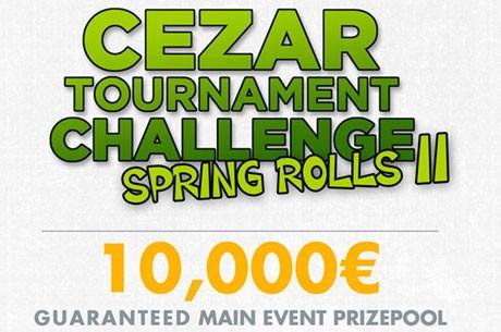 Počeo Cezar Tournament Challenge u Zagrebu!
