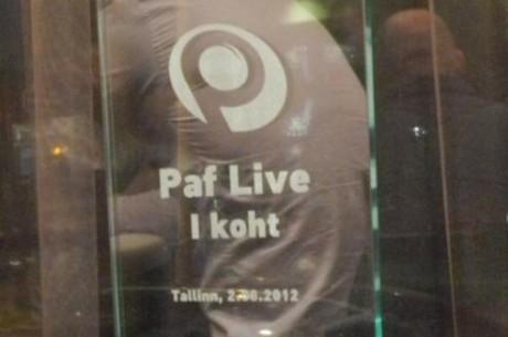 Juunikuise Paf Live turniiri võitis Karmo Kadak