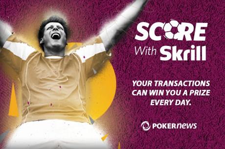 Skoori Skrilliga igal 2012 jalgpalli EM päeval
