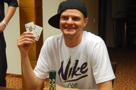 Druskininkuose nugriaudėjusio PokerStars.net turnyro čempionas – Renaldas Seibutis!
