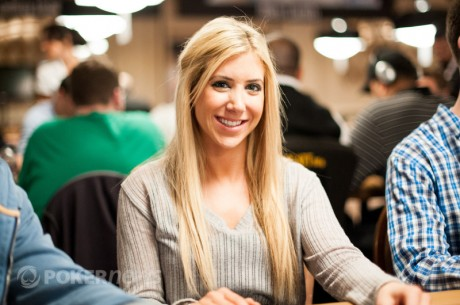 Strategy with Kristy: Lauren Kling Discusses Tournament Poker Shootout Strategy