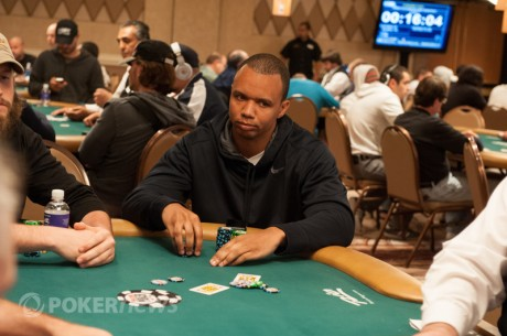 2012 World Series of Poker Dag 11: Phil Ivey med sin første WSOP cash siden 2010!