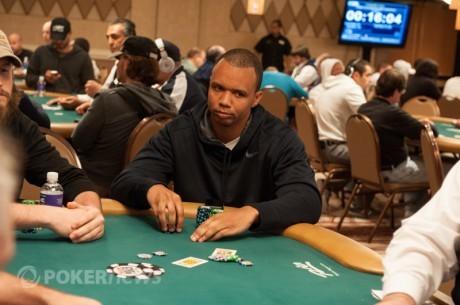 2012 World Series of Poker 11. nap: kiosztottak két karkötőt, Phil Ivey végre pénzbe ért