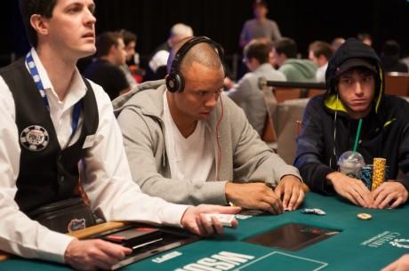 Hårdt finalefelt står i vejen for Iveys 9. WSOP-armbånd