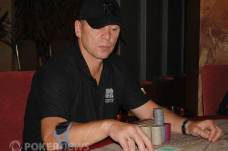 Eureka! pokerio turo Bulgarijoje 1B dienoje iš 7 lietuvių toliau žengia trys