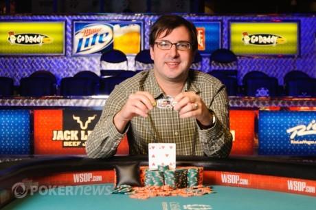 WSOP 2012 Dzień 14: Matros wygrywa trzecią bransoletkę, Hellmuth poluje na #12