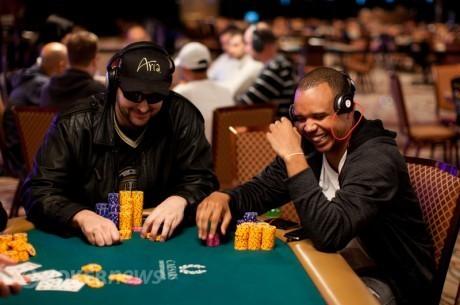 World Series of Poker 2012 День 12: Хельмут и Айви в игре, золото...