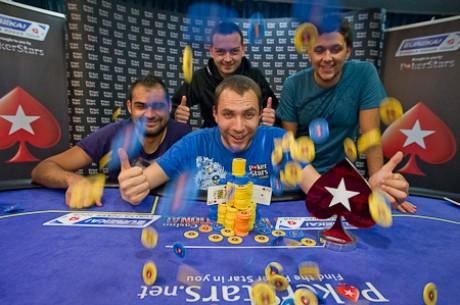 Петър Зографов спечели Eureka Poker Tour България и €48,745...