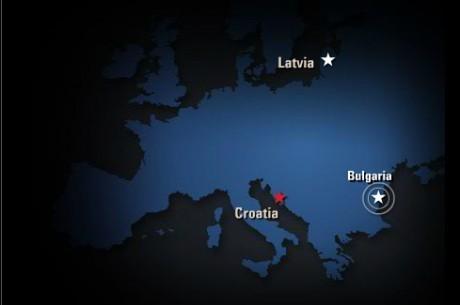 Eureka Poker Tour Bulgaria: 1A dienas apskats