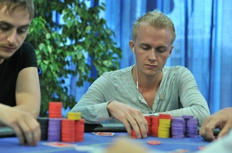 Daniel Karlson lidera el Día 2 del PokerStars Eureka Poker Tour Bulgaria