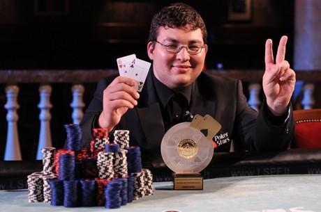 """""""Sunday Majors"""": """"jusc"""" pergalė atneša $24,773; į Deivydo sąskaitą..."""