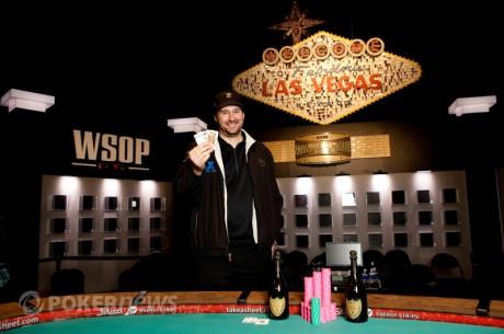 Phil Hellmuth võitis rekordilise 12. WSOP käevõru!