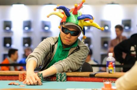 2012 WSOP: Den v obrazech