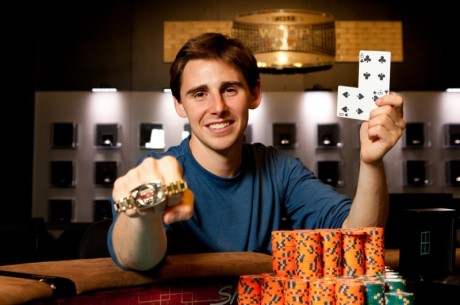WSOP Boulevard: Cliff Goldking wint Event #19, Scholl sterkste in $5.000 Limit Hold'em