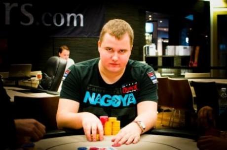 Raigo Aasmaa pokkeri maailmameistrivõistlustel