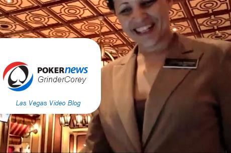 GrinderCorey Las Vegas-i videóblogja: Felvettem egy napomat reggeltől estig