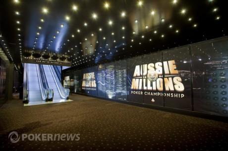 Crown Casino обяви програмата на Aussie Millions 2013