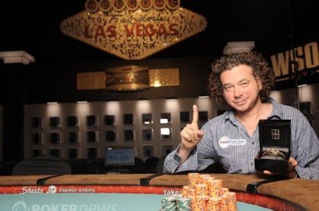 2012 World Series of Poker Day 21: Ylon Schwartz and Tim Adams Win First Bracelets