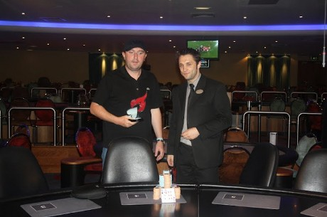 Mark James Wins DTD Chipleader Event For €32,500