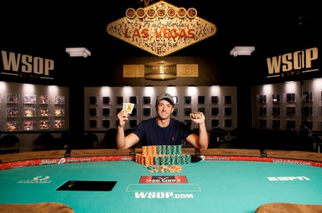 2012 World Series of Poker Dag 23: Phillip Carter vant over WSOP mesteren fra 2009, Joe Cada