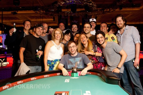 2012 World Series of Poker Dan 23: Shulman, Phillips i Baker Svaki Osvojio Narukvicu