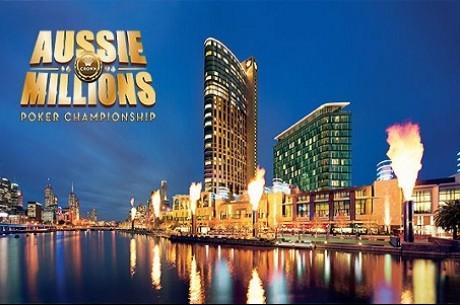Las Aussie Millions presentan su calendario