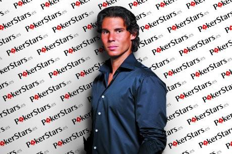 Rafa Nadal firma por PokerStars