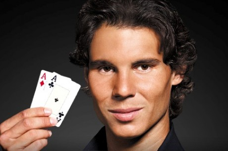Rafael Nadal joins PokerStars