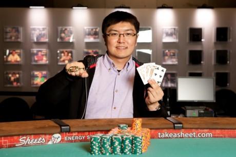 2012 World Series of Poker Dag 25: Japans første WSOP bracelet vinner