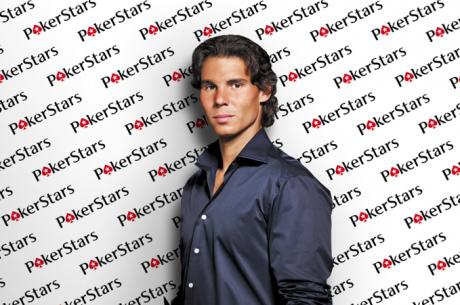 Teniso čempionas Rafaelis Nadalis prisijungia prie PokerStars
