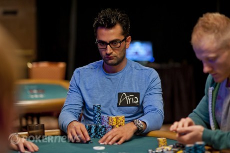 World Series of Poker dzień 25: Ivey blisko, Tryba ma bransoletkę, Esfandiari na stole...