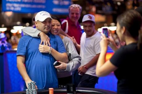 2012 WSOP: Další den v obrazech