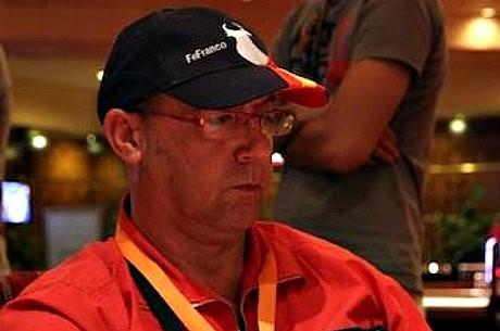 Fernando Franco llega líder a la mesa final del Evento Principal del CEP Valladolid 2012