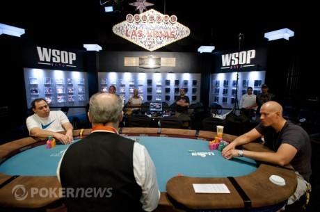 WSOP 2012 День 26: Эсфандиари третий, Мюллер и Бейкер в...