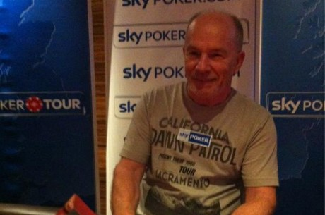 Sky Poker Tour Blackpool Won By Andrew Garland