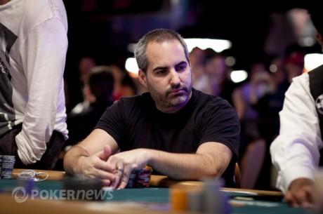 Event #45: $50,000 Poker Players Championship pirmā diena