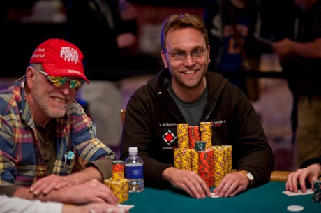 Neil Channing Third In Chips In Event #43; Only 20 Remain