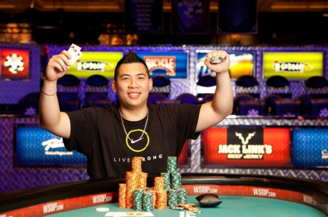 World Series of Poker 2012: Henry Lu besiegt Neil Channing bei Event #43