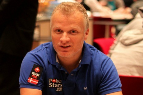Theo Jorgensen encabeza la general de high stakes