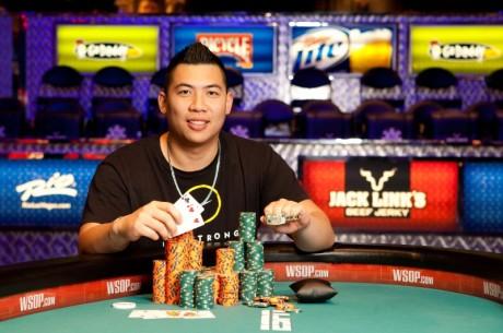 2012 World Series of Poker Dag 30: Ostrander og Henry Lu vant hvert sitt WSOP bracelet