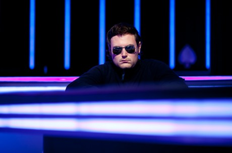 Tobias Reinkemeier und Antonio Esfandiari spielen das $ 1 Million Big One