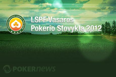 """2012m. LSPF vasaros stovykloje daug sporto, """"Begalybės"""" paskaita apie MTT..."""