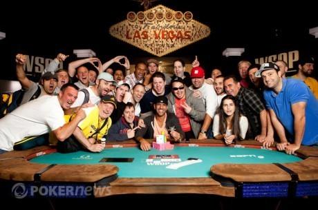 WSOP 2012 День 28: Хайтман и Барда с браслетами, Лисандро...