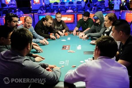 2012 World Series of Poker 30. nap: Lu nyert, Botond Balázs 7. lett az $1.500 No Limit...