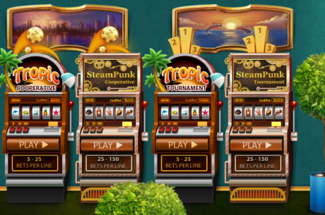 Play Intense Hands of Poker & High-Energy Slots Against Your Friends With Social Slots