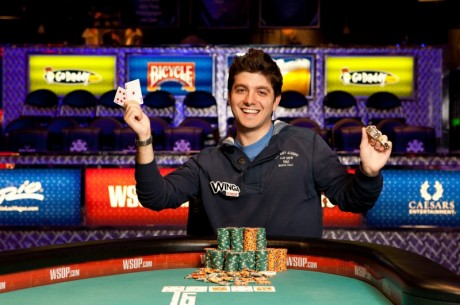 World Series of Poker 2012: Rocco Palumbo gewinnt Event #44