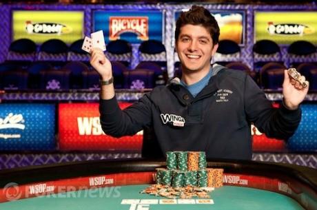 Rocco Palumbo se lleva el primer brazalete para Italia en las WSOP 2012