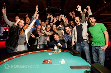 2012 World Series of Poker Day 31: Palumbo Wins Event #44, Viktor Blom Leads the $50K PPC